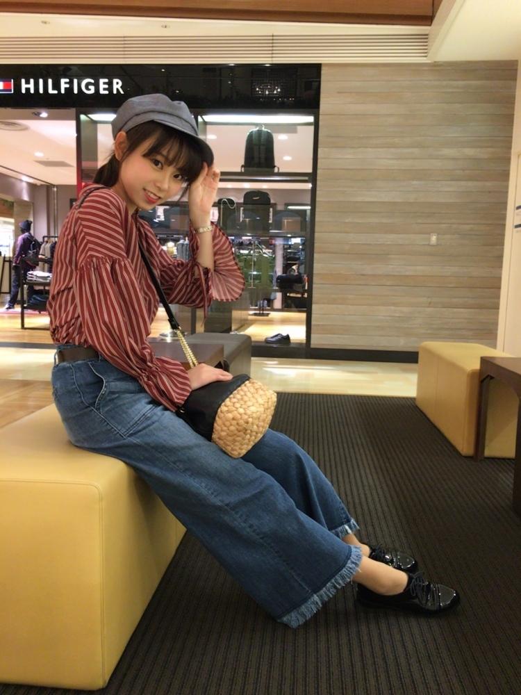 秋の通学コーデ♪( ´▽`)_1_3
