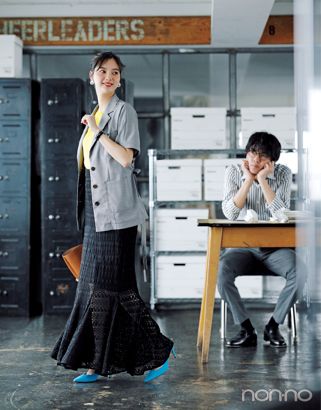 新川優愛主演「憧れの先輩社員・優愛先輩とボク。」完全版を公開!_1_8