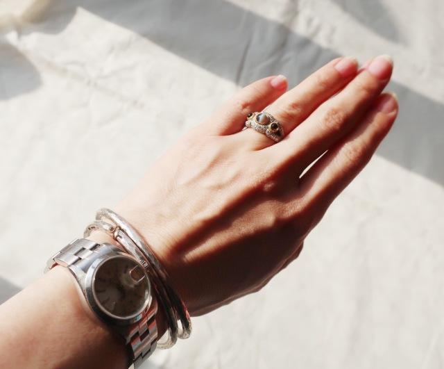 私の最愛時計を、ジュエリーコーデとともに。_1_6