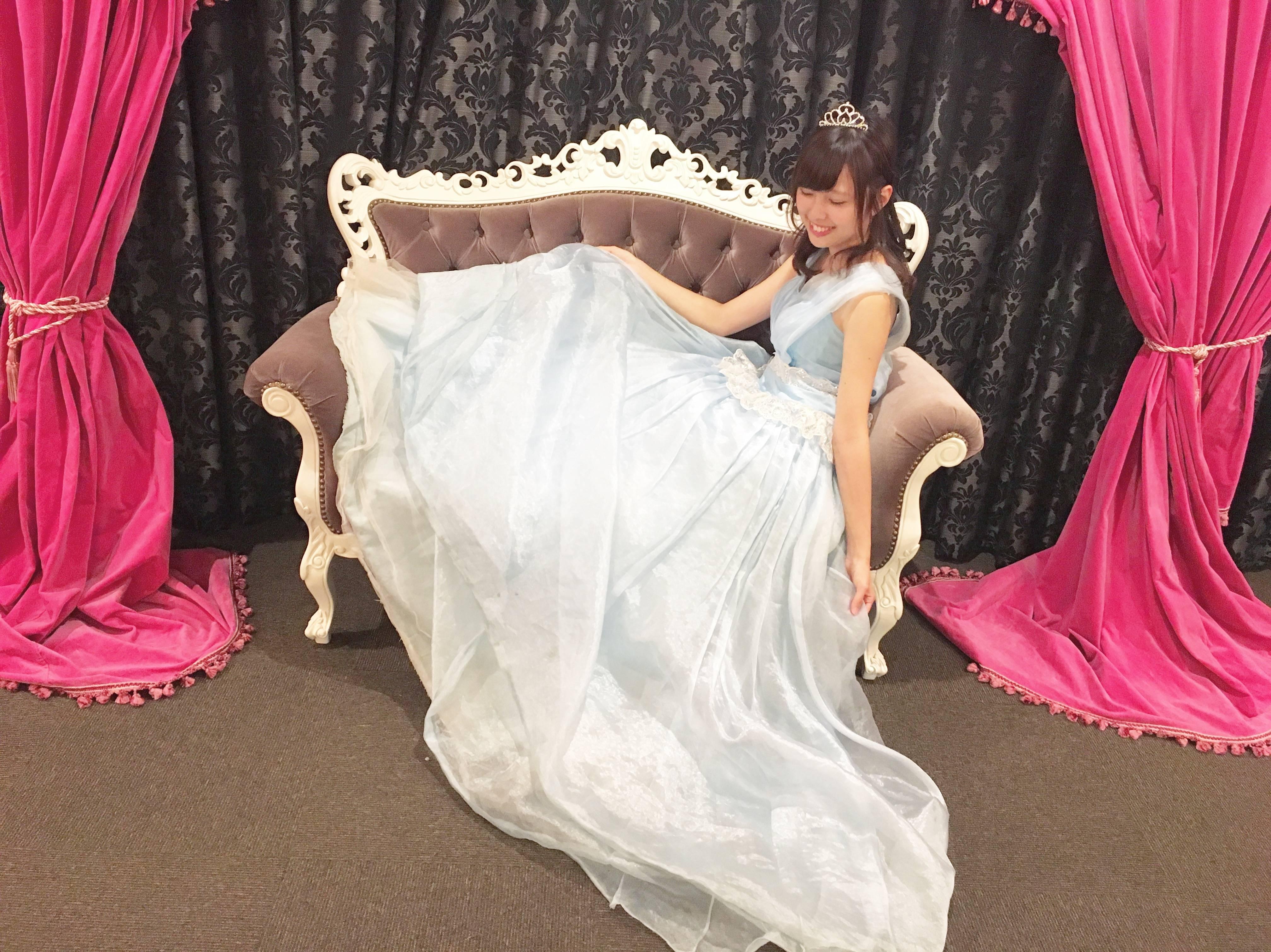 ゴールデンウィークにいきたい!お城でドレス体験♡_1_2