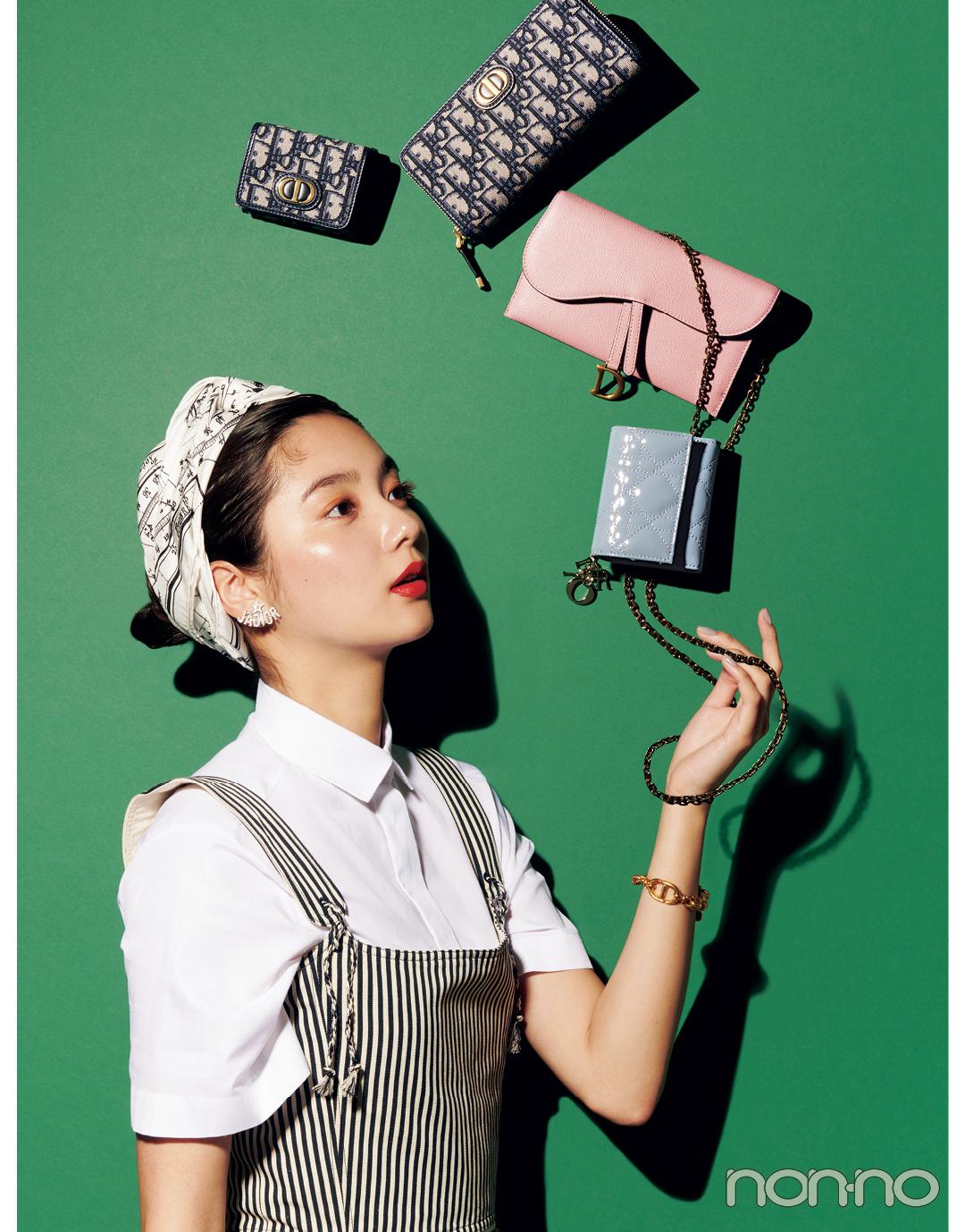 【憧れブランドの財布2021】Diorならコレ! おすすめ財布4選_1_2