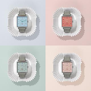 遊び心にあふれたドイツ生まれの腕時計