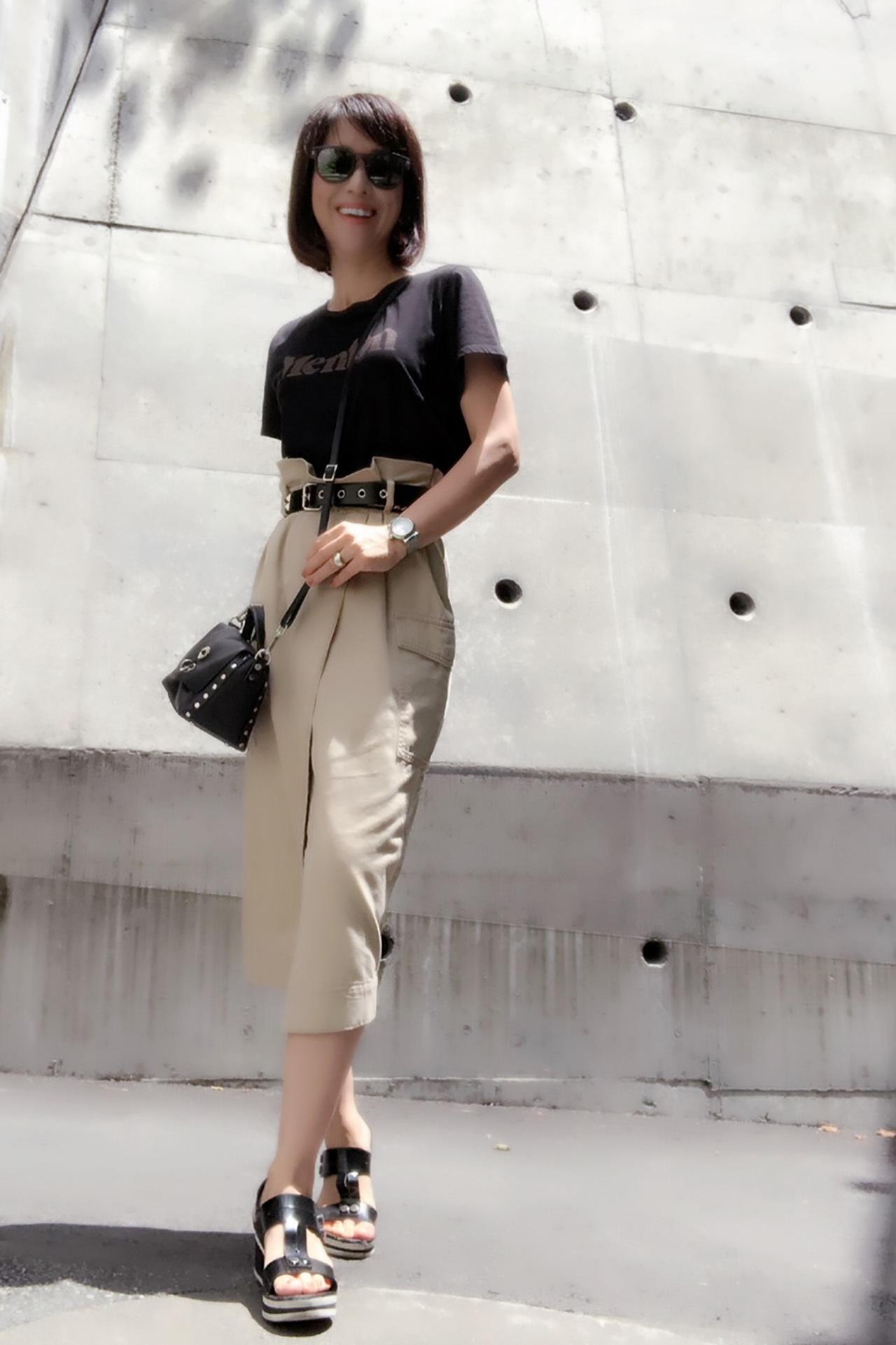 エクラ華組が選ぶ、夏を快適に過ごせるマイベスト「ワンピース&スカート」 五選_4_1-2