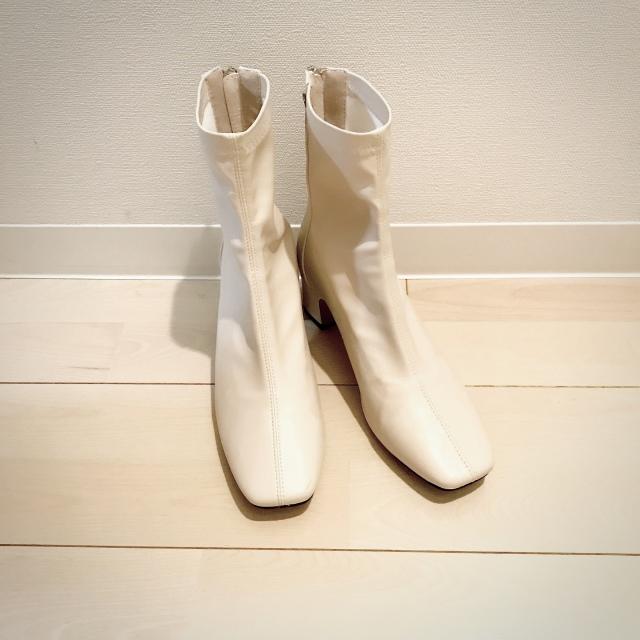 白い靴ってどう合わせてる?_1_7