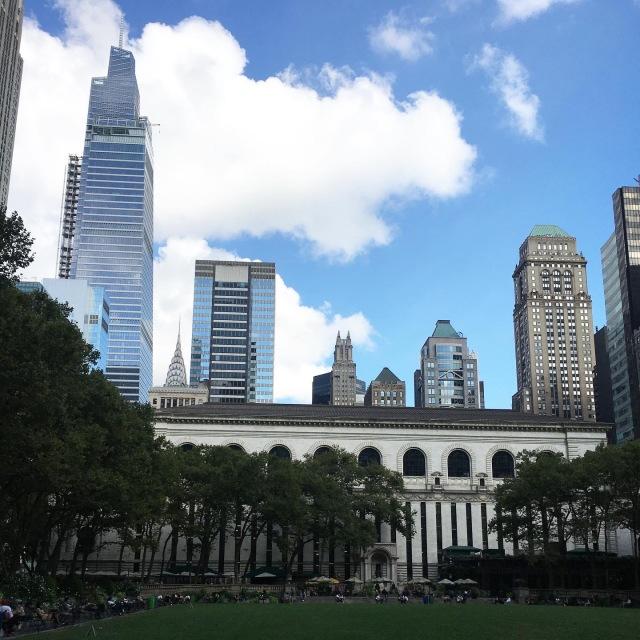 ニューヨークの憩いの場所_1_1