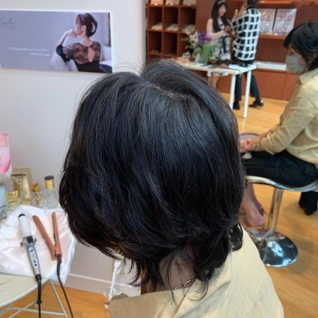 これからのオシャレ新常識『髪の毛から着替える』_1_8
