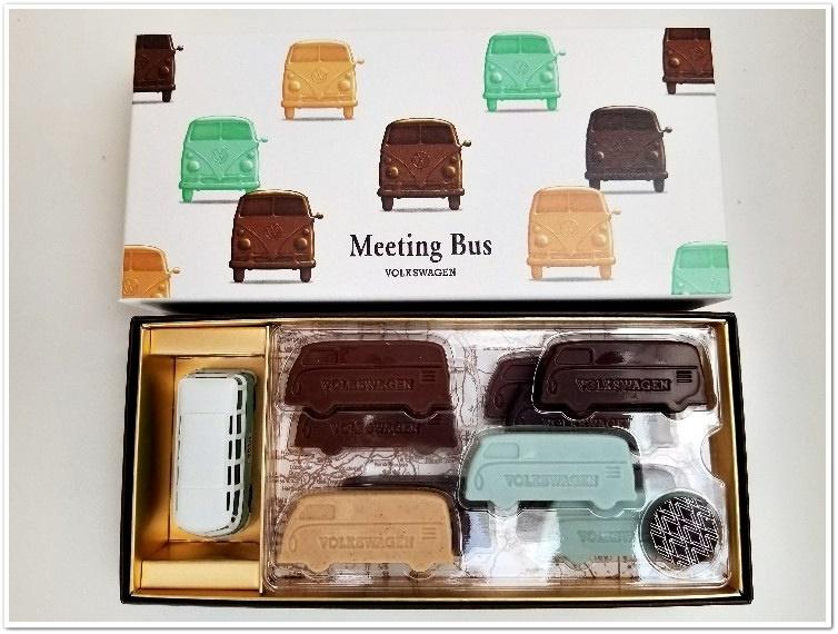 小粋な大人のSweetDrive フォルクスワーゲンのチョコレート♡_1_1