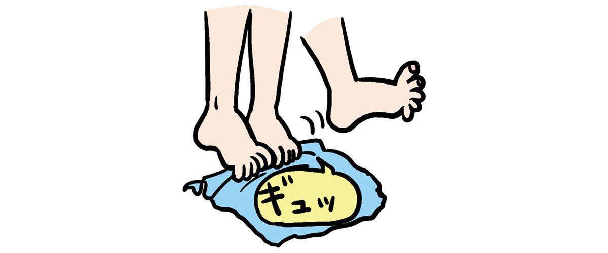 夏のナマ足問題3_2
