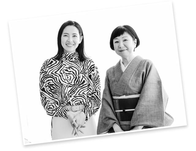 【対談】マンガ家 安彦麻理絵さん×モデル 浜島直子さん