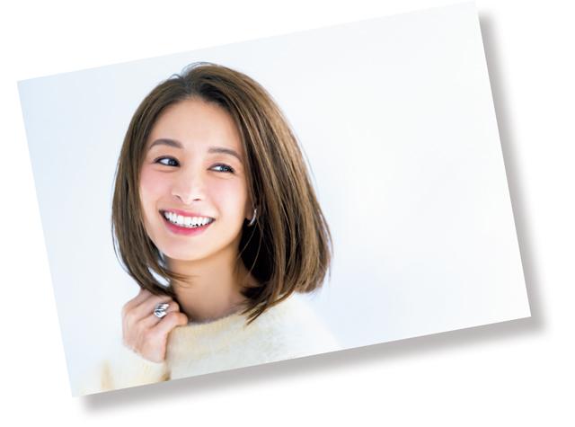 人気モデル稲沢朋子さんの「イナトモボブ」