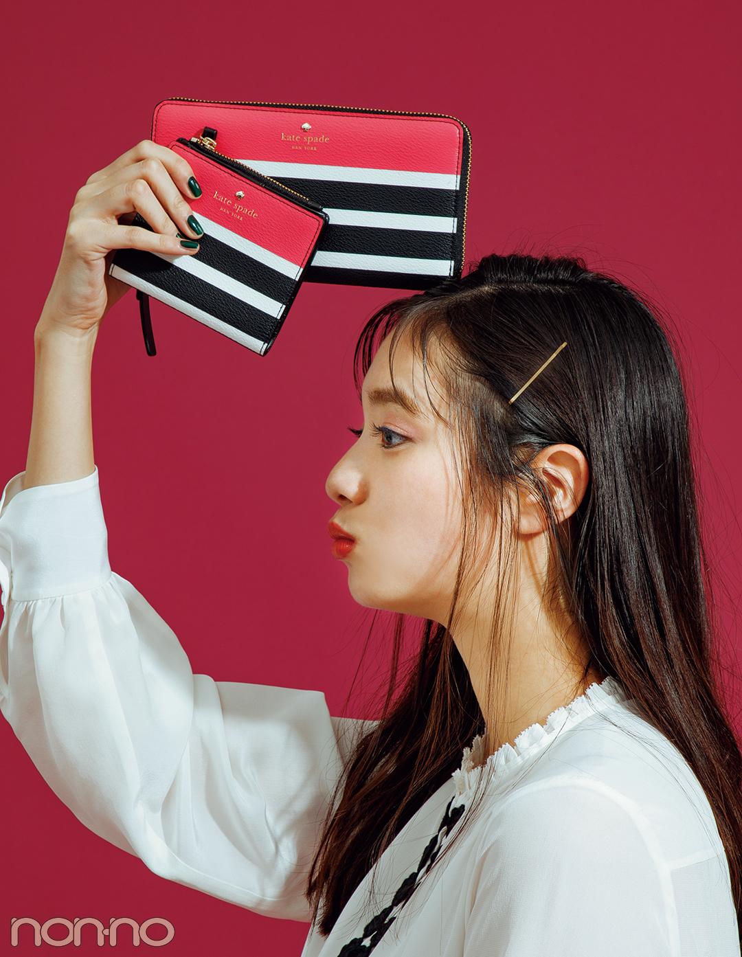 ケイト・スペード ニューヨークの新作お財布&カードケース、iphoneケースまで!_1_1