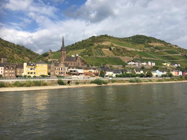 夏休み旅行 day2:ドイツ ライン川上り_1_3-1