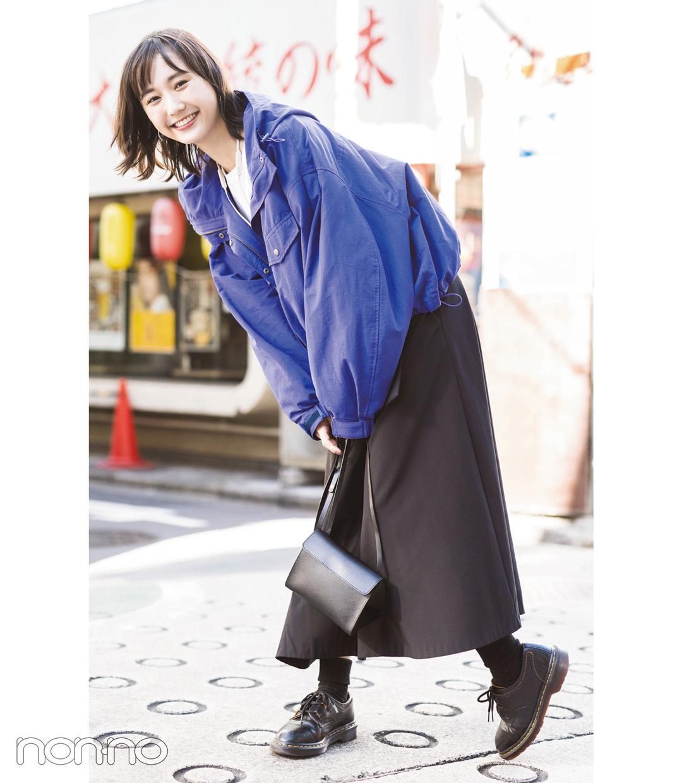 鈴木友菜が串カツ女子会に行くときのコーデって?【モデルの私服】_1_4