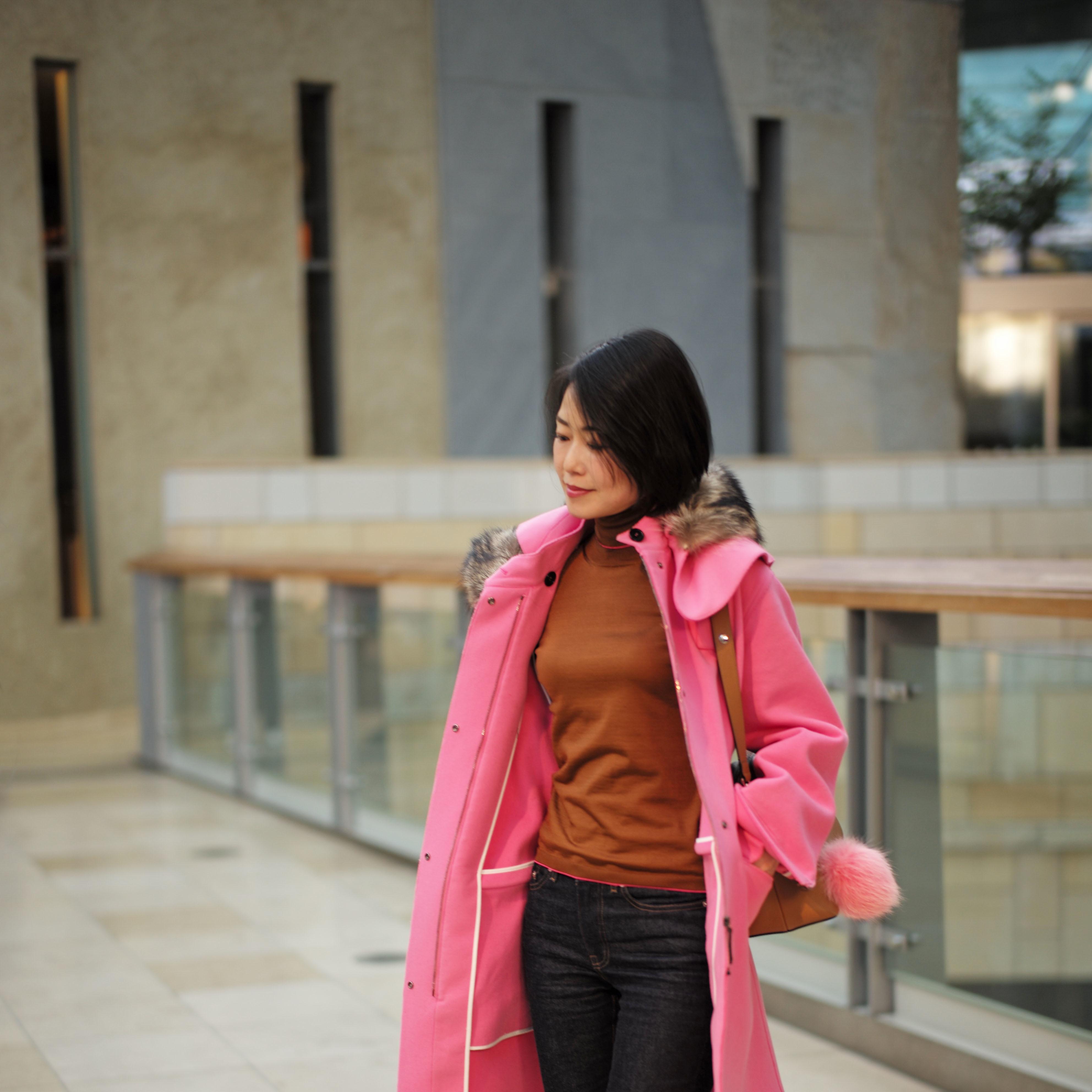 冬のきれい色で、気分を上げて【マリソル美女組ブログPICK UP】_1_1-2