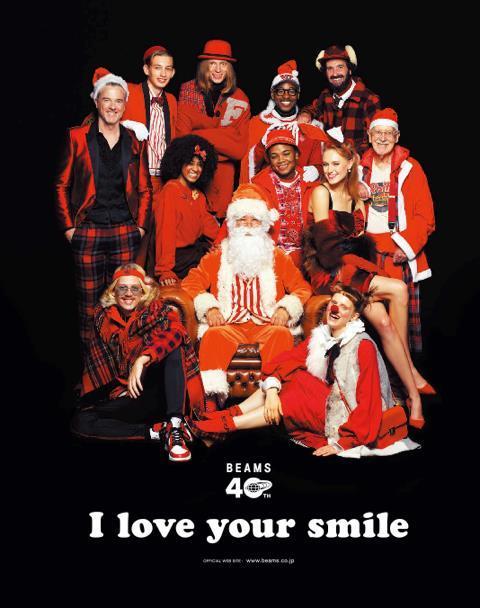 ビームスサンタへ手紙を書いて、クリスマスプレゼントをもらおう!_1_1
