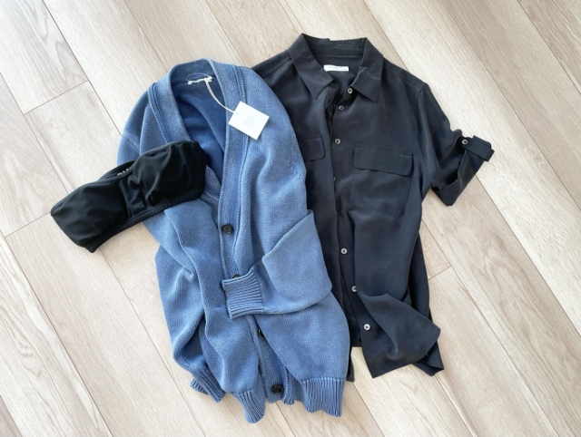買ってすぐ着る。Ron Hermanセール購入品とコーデ紹介【40代 私のクローゼット】_1_1