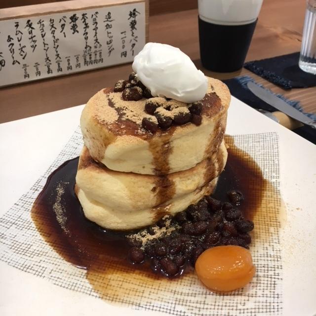 一日60枚限定!!2時間並んでも食べたい ふわっ♪もちっ♪米粉のパンケーキ♥ _1_1-1