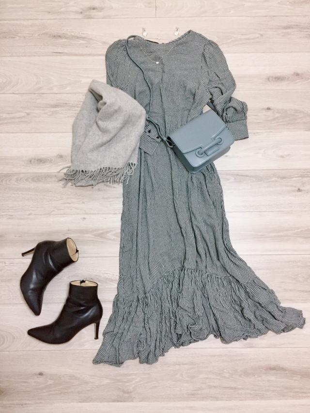 UNIQLOカシミヤセーター着まわし【momoko_fashion】_1_1-2