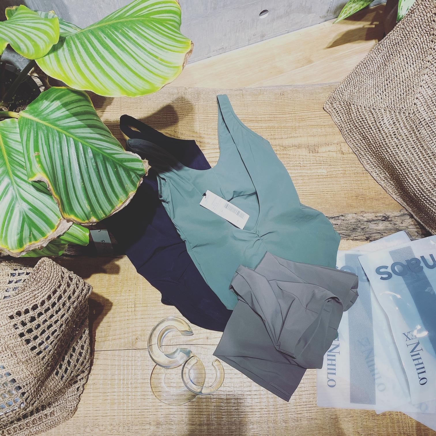 都内近郊の夏のビーチで浮かないファッションとは?【エディター坪田あさみのおしゃれと暮らしと時々名品 #13】_1_8-1