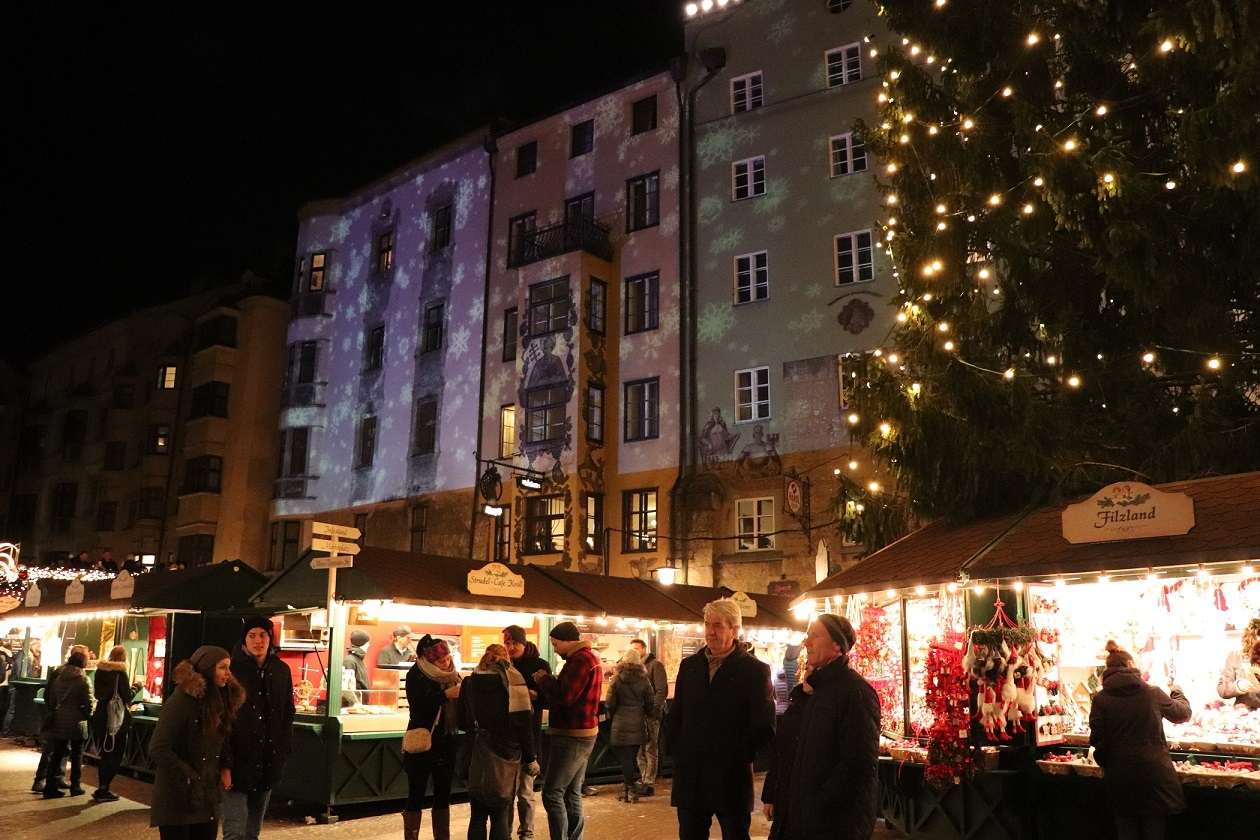 夢の世界みたいなクリスマスマーケット