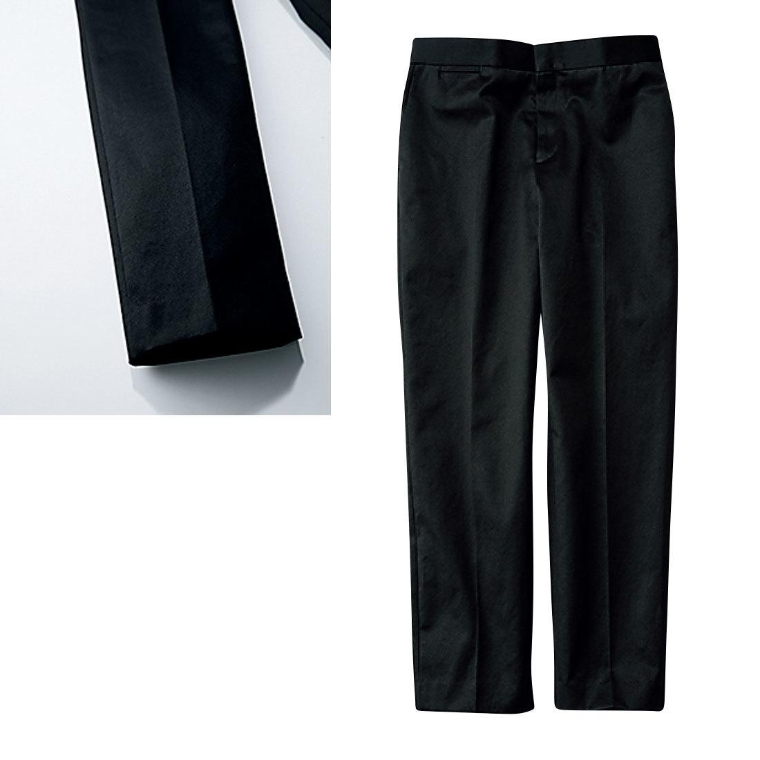究極の 「美脚黒パンツ」1_8