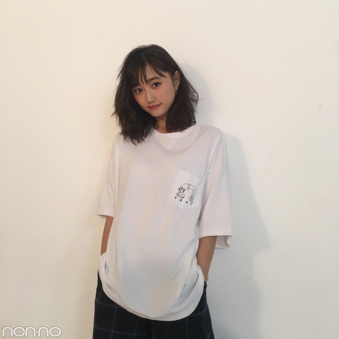 鈴木友菜はチェルシーのコートで秋色ゆるコーデ♡【モデルの私服】_1_2-1