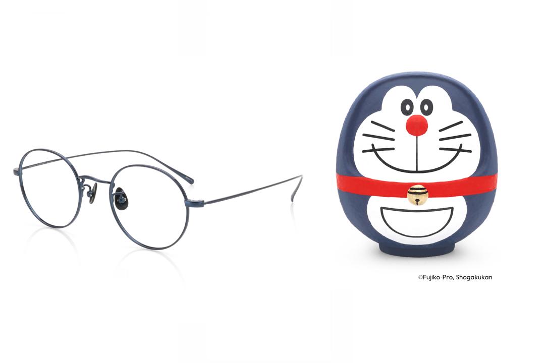 激カワ…「ドラえもん」がメガネに! 「JINS ドラえもんモデル」は元旦から発売開始♡_1_1