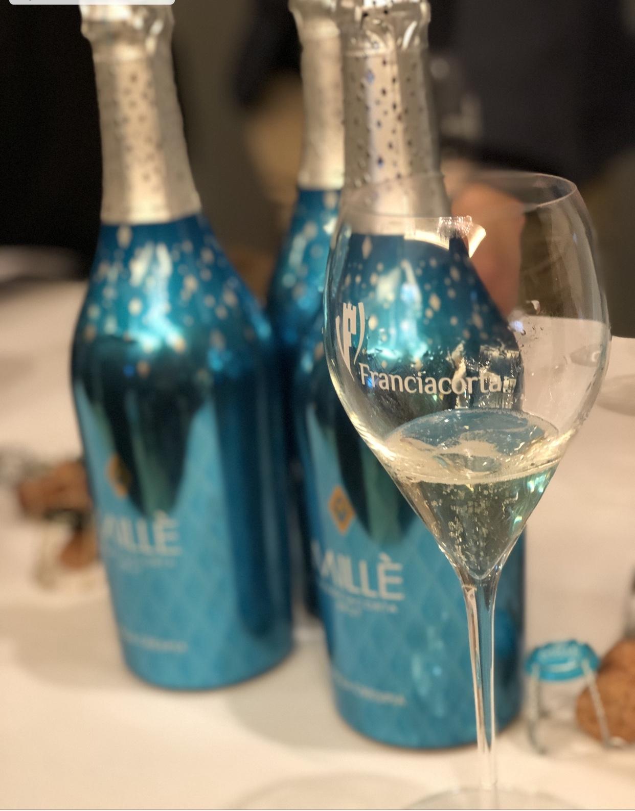イタリアの最高峰発泡ワイン『フランチャコルタ』で乾杯☆_1_9-3