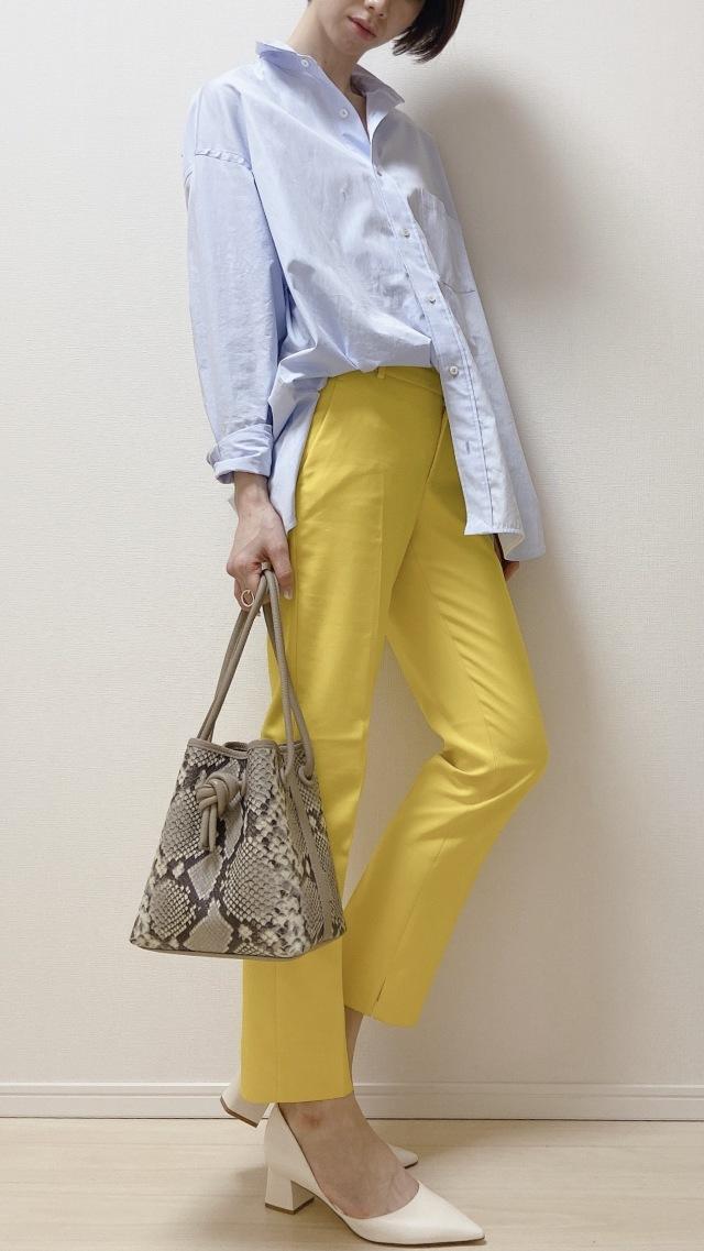 カラーパンツとも好相性❤︎ この春買うべきバッグはどれ?_1_2