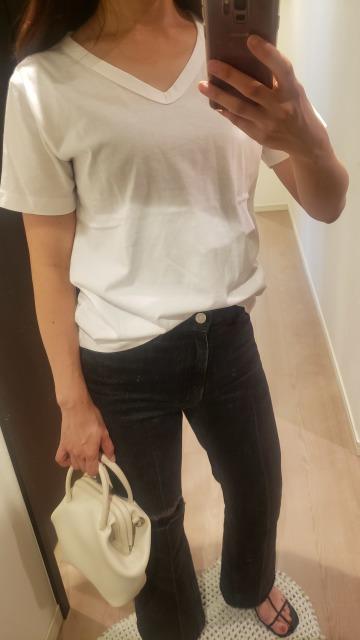 GU  ¥590 Tシャツが優秀♡_1_7
