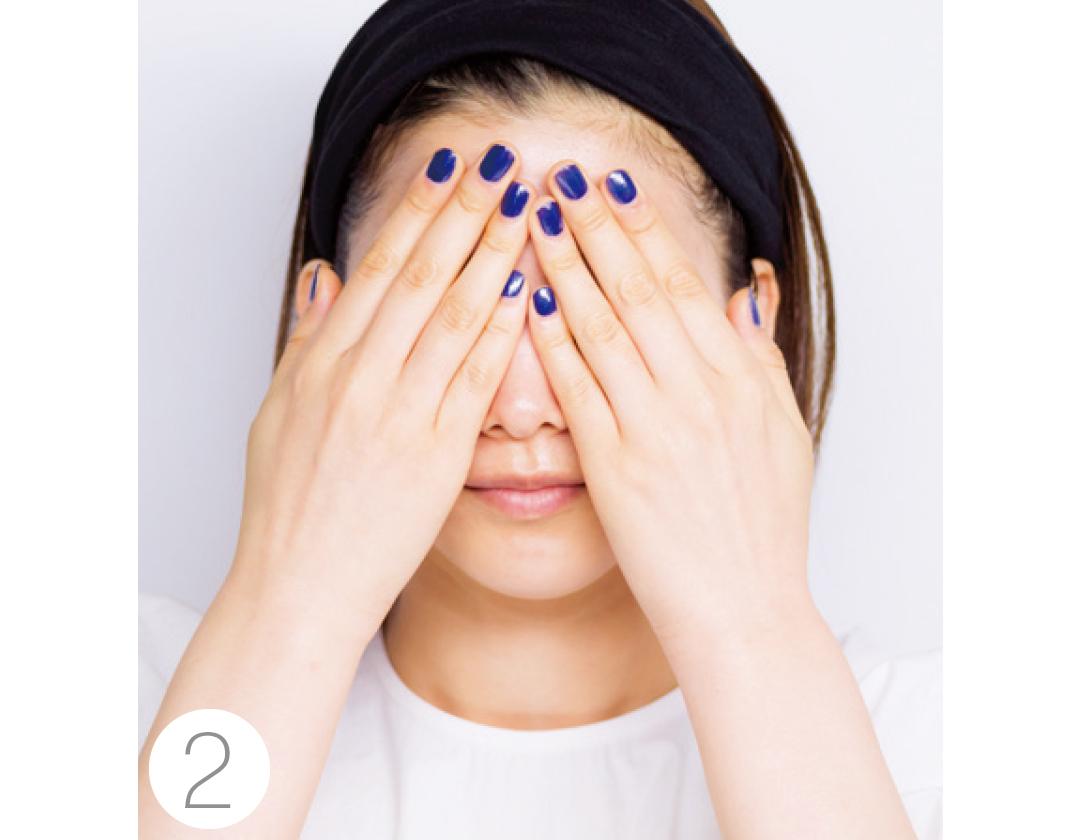 渡邉理佐がイガリシノブさんのメイクで大変身♡ モテ可愛「透明感肌」はこう作る! _1_5-2