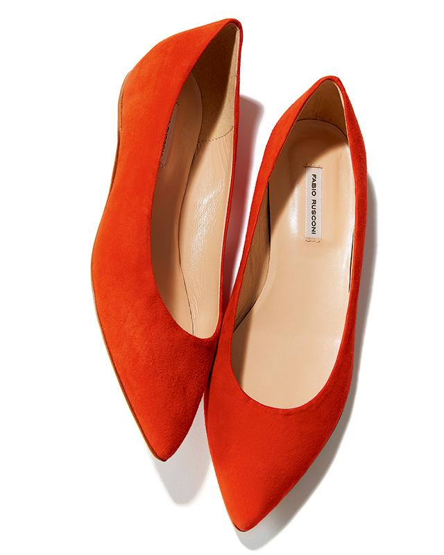 「足もとに色」が今年のトレンド! 春のおしゃれはきれい色の靴から_4_1-2