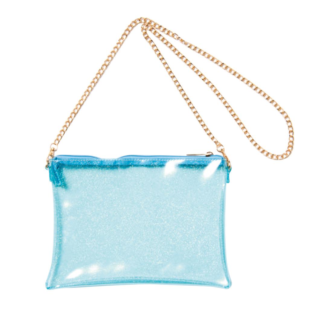 海デートで映える夏バッグ♡ 濡れてもOKのクリア素材8選!_1_2-1