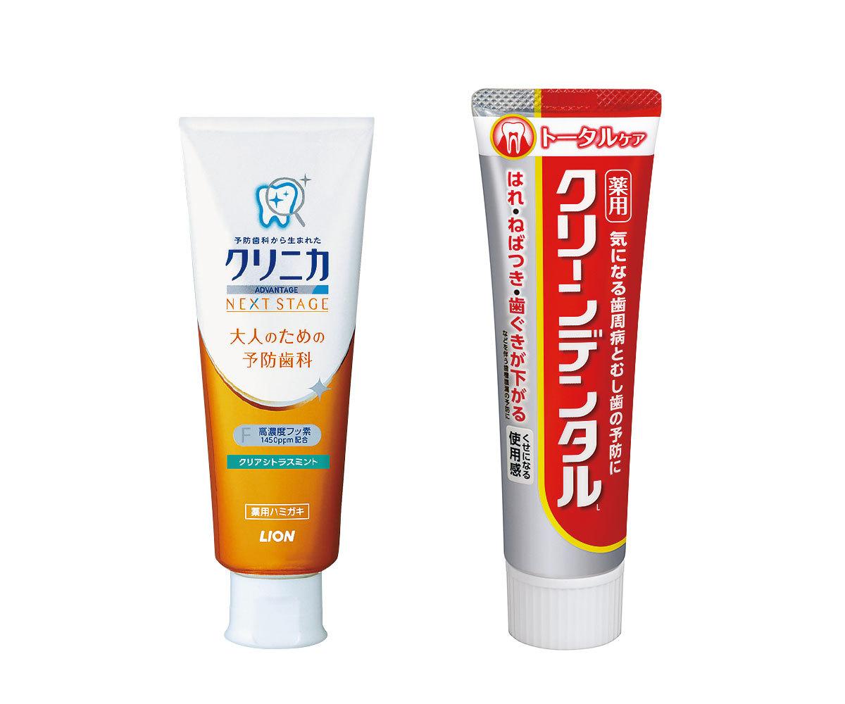 歯と歯茎の健康を守るためには必須!歯磨きアイテム、どう選ぶ?_1_3