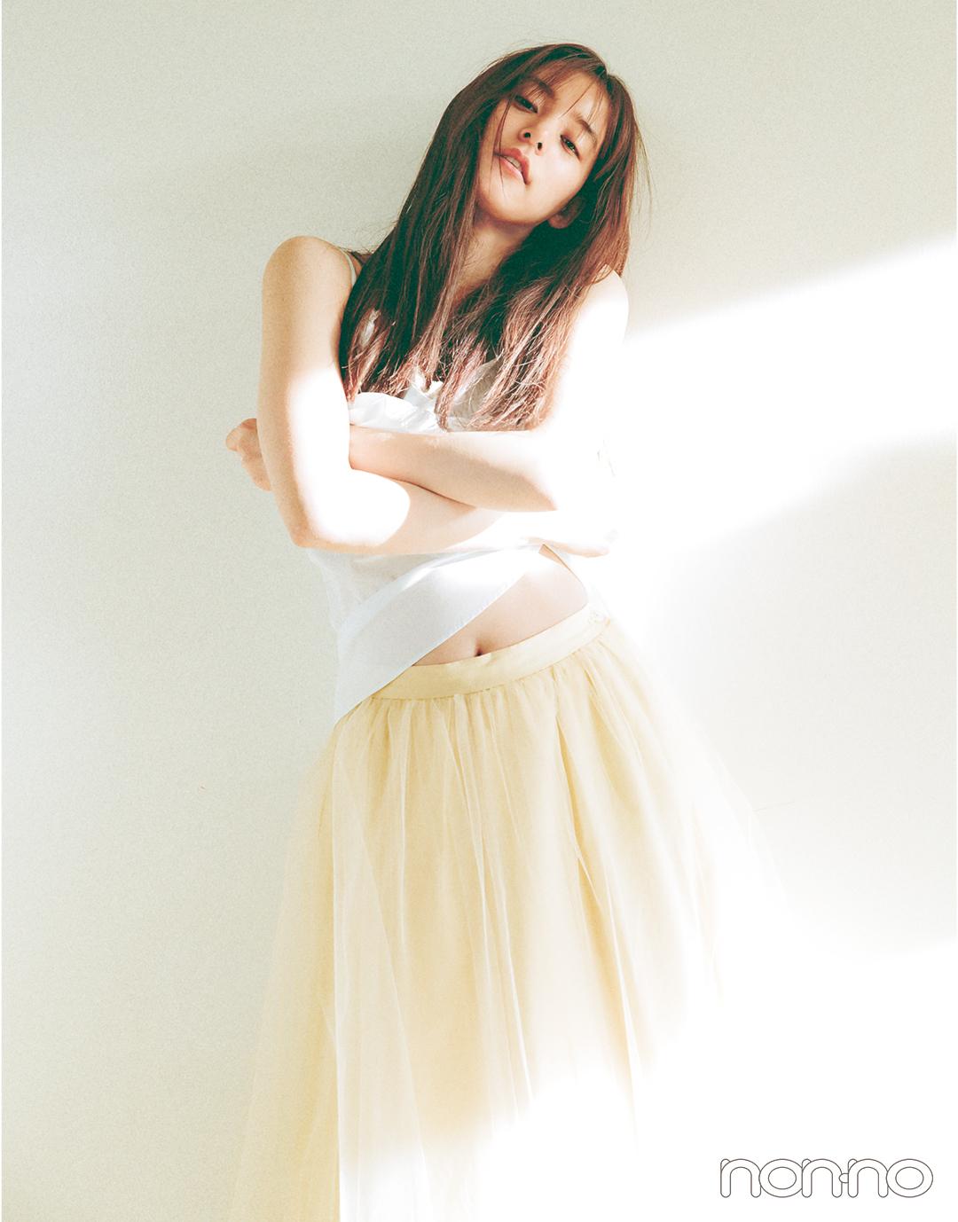 新木優子 ビューティスタイルブック「新木式」の未掲載カット