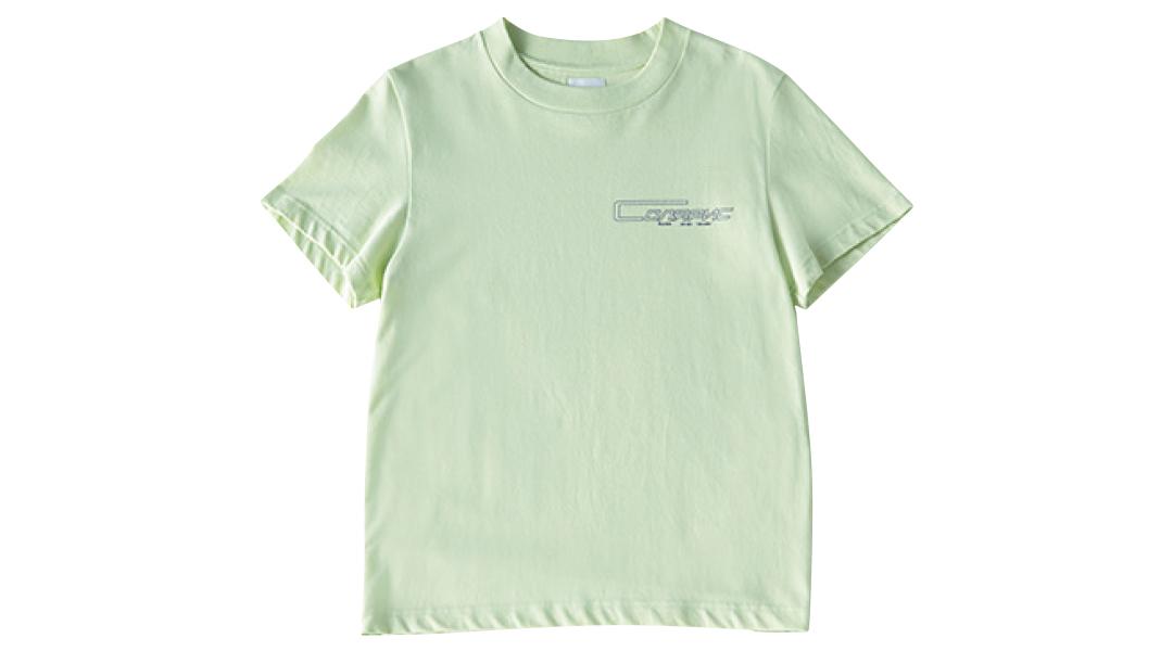 ネームのTシャツ