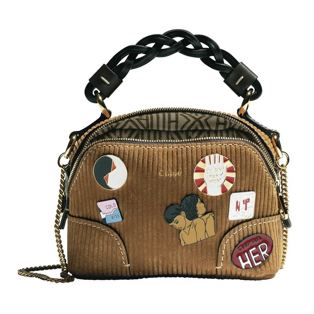 ファッション クロエのバッグ