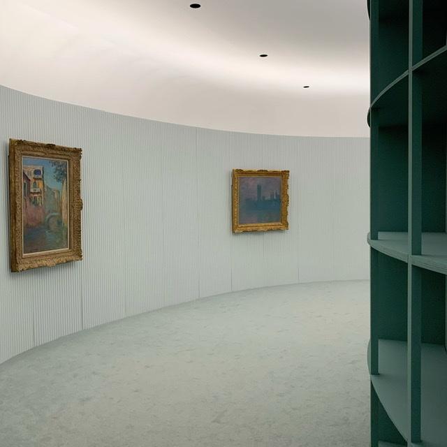 新緑の箱根、ポーラ美術館。洗練された空間に癒しのひととき。_1_5-2