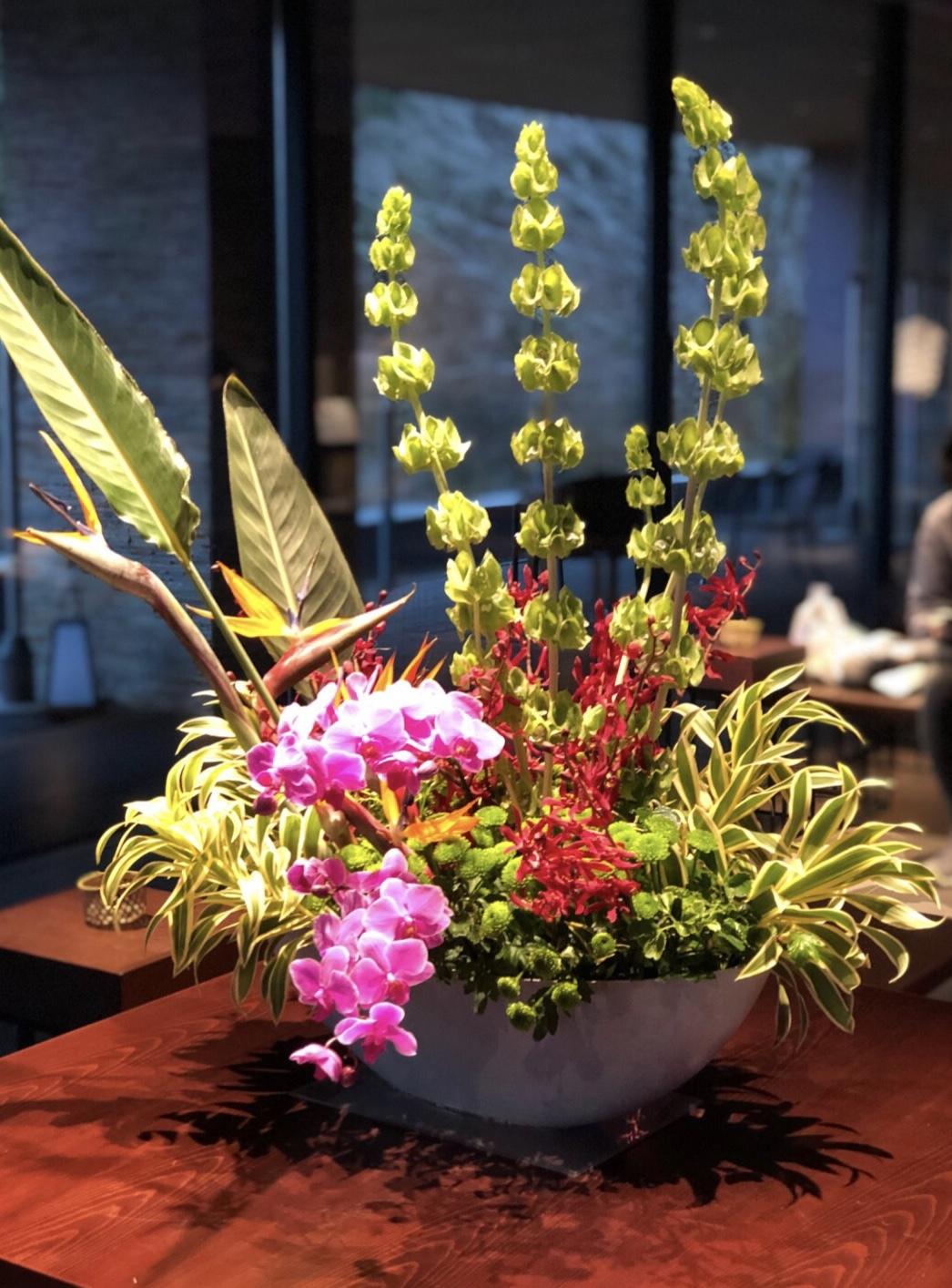 春のシャツワンピコーデで箱根旅•.*•_1_7-2
