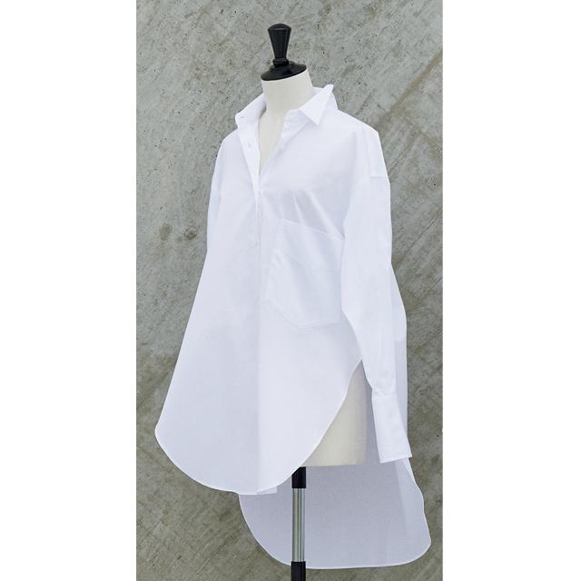 正統的な製法にこだわった細部まで美しいドレスシャツ