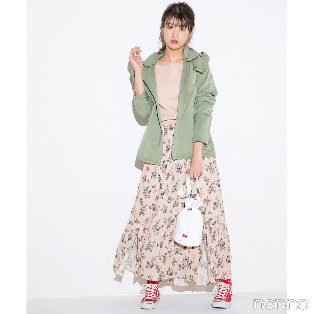 マンパ、Gジャン、トレンチコート♡ 春のアウターまとめ30選!_2_1-4