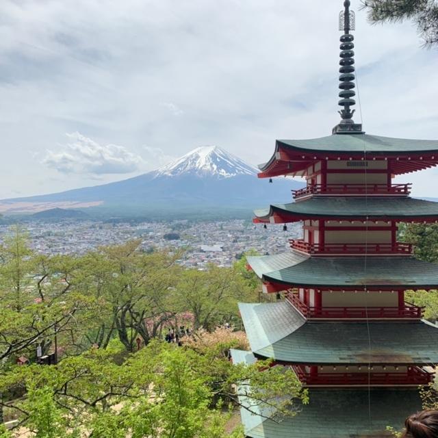 【 富士山 】絶景スポット と ご当地グルメ_1_1