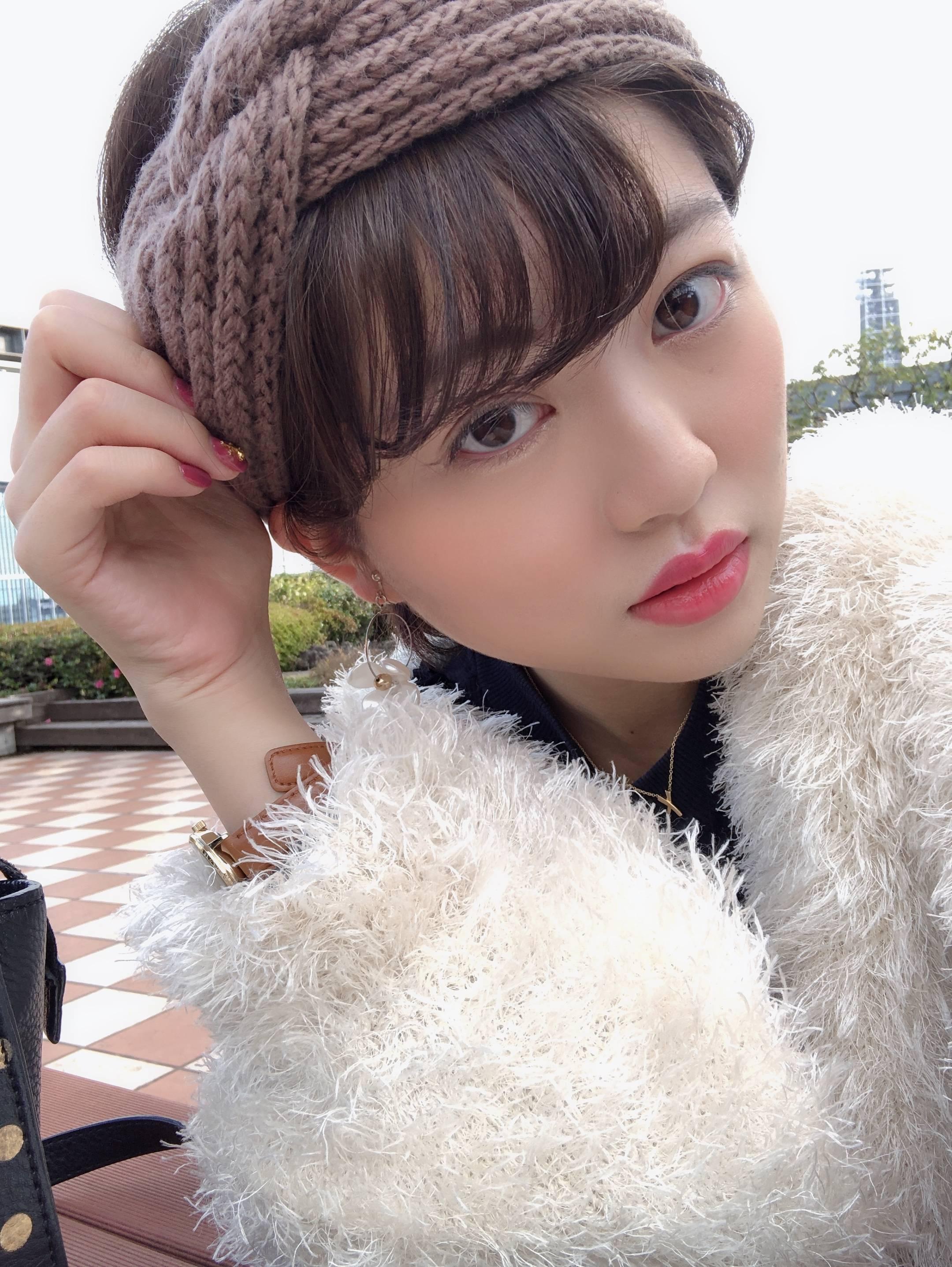 今年イチオシ❥簡単オシャレ見えのニットターバン❥_1_1