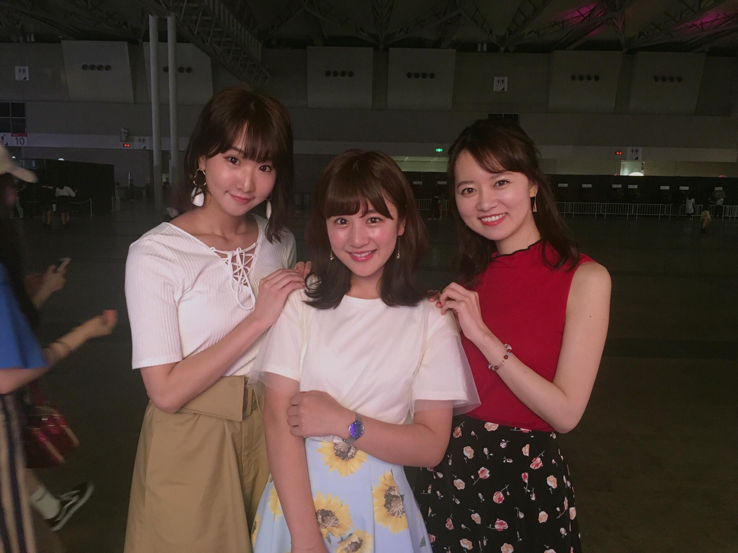 """【 第115回❤︎ 】ばっさー卒業おめでとう!""""GirlsAward 2018s/s""""レポ☺︎_1_2"""
