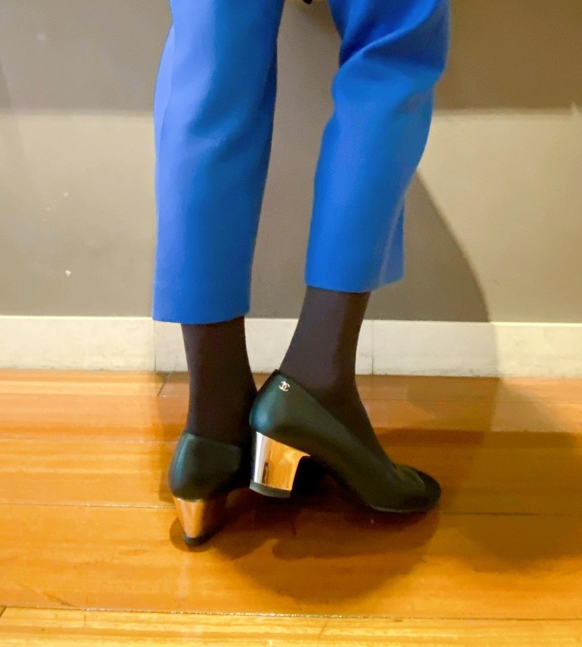 シンプルコーデを格上げしてくれる『いい靴』_1_1