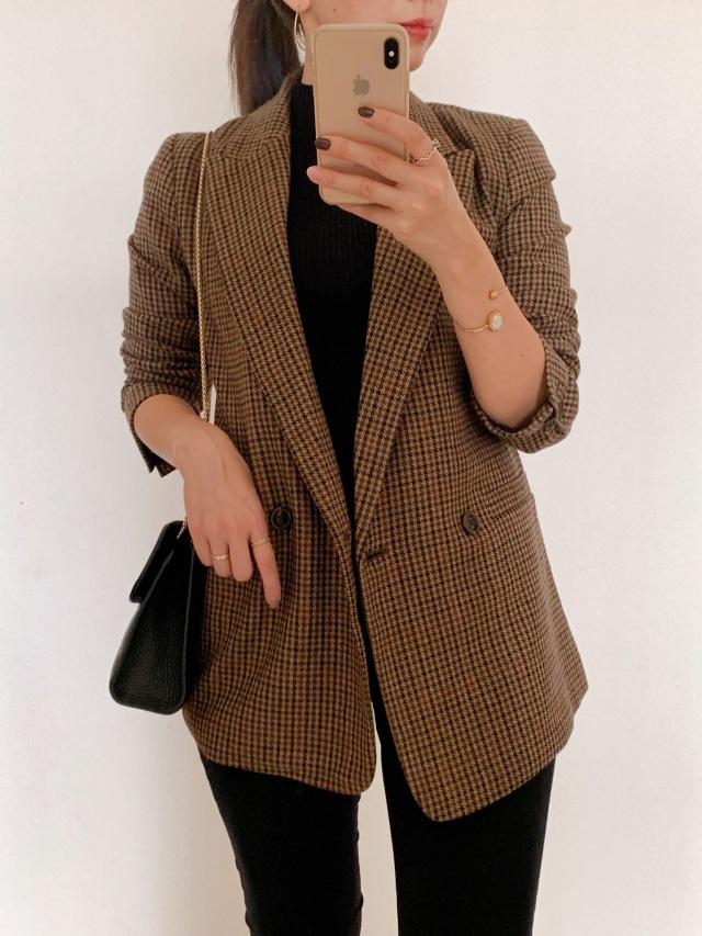 秋の羽織りは「ジャケット」が気分♪_1_4