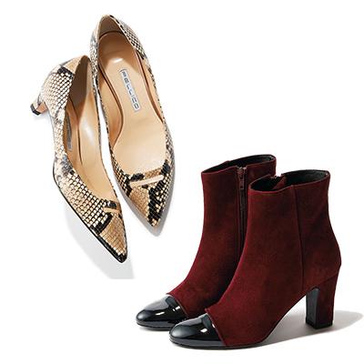 アラフォーのパンツコーデをより美しく見せる「秋の靴」まとめ