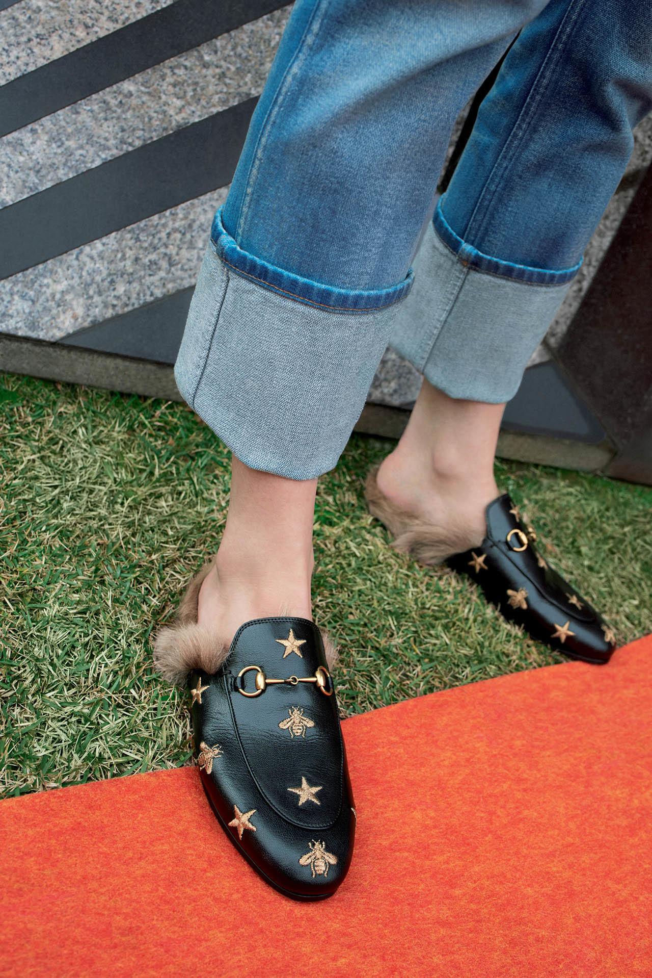 Jマダムの足元は、いつだって「ヒールがなくても素敵な靴」 五選_1_1-5