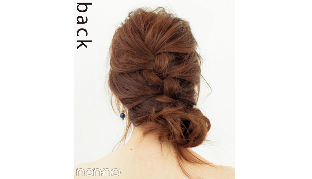 デートのヘアアレはちょい色っぽ♡ ゆる編み込みで!_1_2