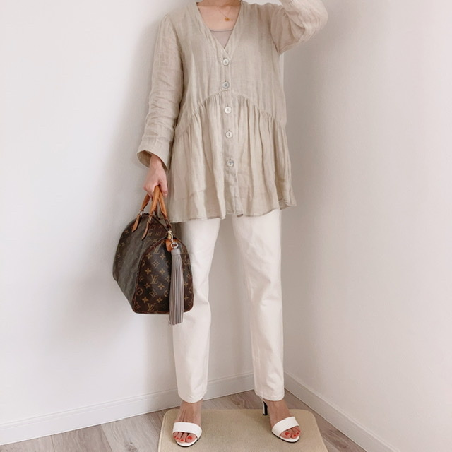 やっぱり!結局!GU神デニム♡♡【momoko_fashion】_1_3